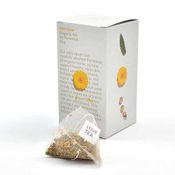 Love Tea Skin Glow Pyramid Tea Bags