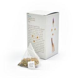 Sleep Pyramid Tea Bags Love Tea